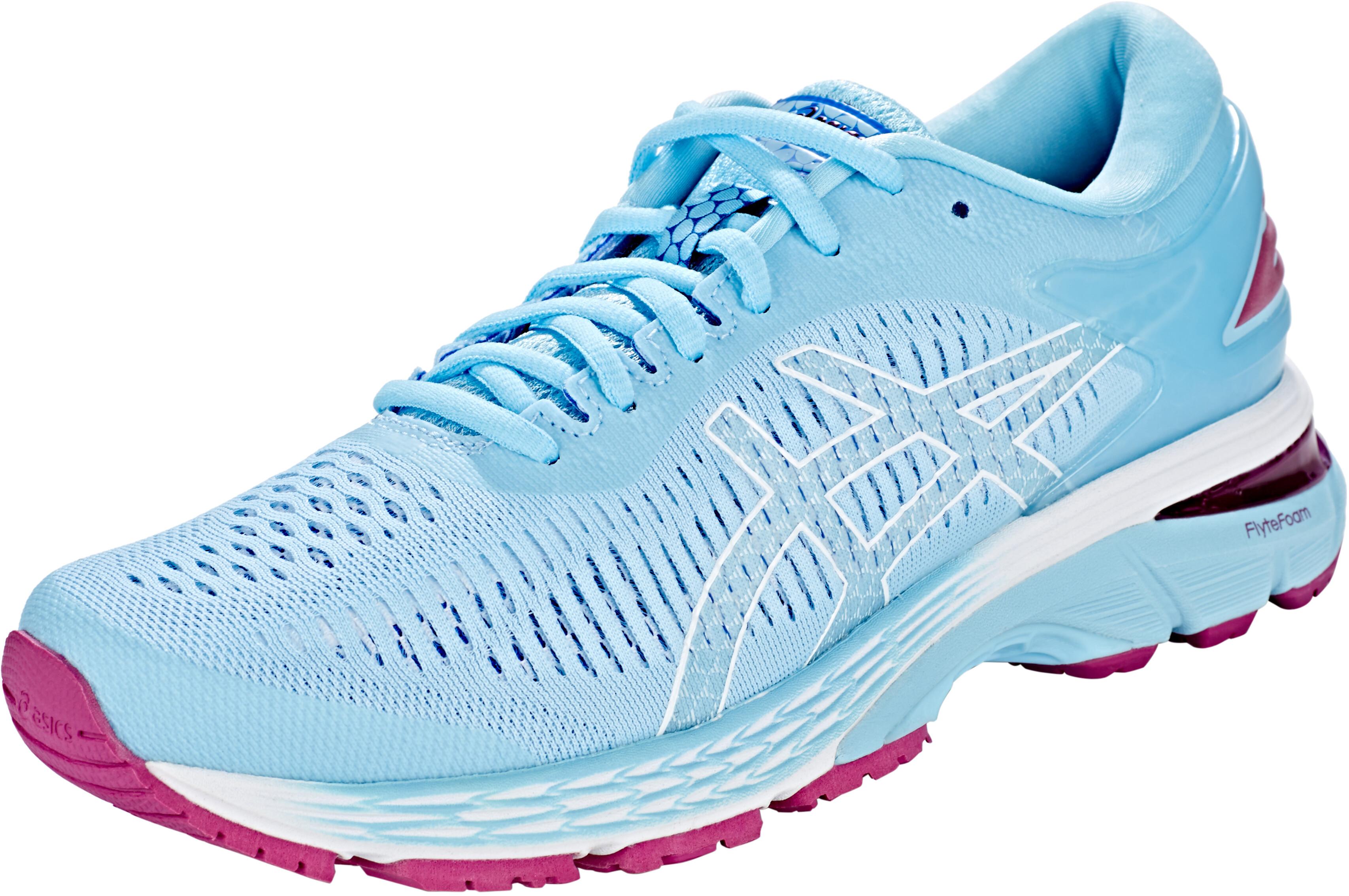 364c66144ff asics Gel-Kayano 25 - Zapatillas running Mujer - azul